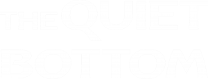 The Quiet Bottom Logo